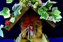 Brigid Imbolc crafts