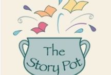 Samantha Webb's StoryPot / Inspiration and ideas for running my own little branch of The Story Pot tree.