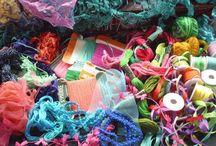 BAZAR DE ROULOTTES.COM / e-commerce. Site de vente de mercerie, fournitures vintages et colorées!