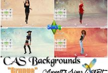 Sims 4 Backgrounds / Sims 4 Backgrounds