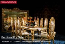 Classic Dining Table | Traditional Dining Sets  | Dining Table Set | Dining Table Design / Dining Table Sets: Buy Dining room table sets online in India. Shop from a wide range of wooden, metal & glass dining table designs & dining room sets at Fedisa
