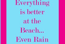Beach Quotes / An overview of the best quotes and mottos concerning beaches and the sea. Feel free to follow us on Pinterest or ´Like´ our Facebook page www.facebook.com/destinationbeach
