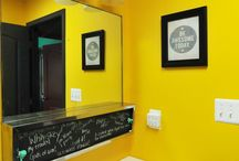 Colour in Interiors: YELLOW
