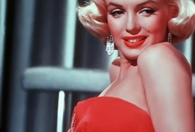 Marilyn / by Katie Wayt