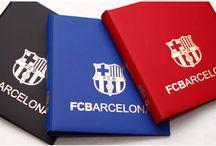 Sellos del F.C. Barcelona-Barça