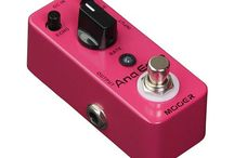 Mooer Audio Pedals / by Sam Ash Music