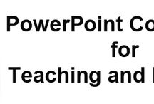 powerpoints / by Robann Hill