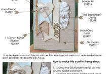 kaarten voorbeelden