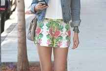 Spring/Summer Fashion Inspiration