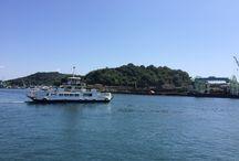 onomichi(尾道) / 猫と坂道と小さな海と小さな島々。大林作品のロケ地を訪ねて尾道へ。(転校生、さびしんぼう、ふたり)