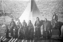 NEZ PERCE NATION / AMERICA'S INDIGENOUS PEOPLE