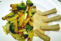 Vegan kochen + backen 2014 /ff / Um das beste Essen der Welt
