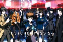 { AM | Psycho-Pass }