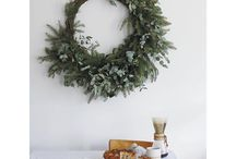 Wreaths / couronnes