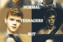 The Maze Runner / Self explanatory