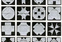 Froebel Origami crafts