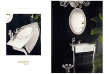 Topex Armadi Art Avantgarde Cristallo Vanities / EUROPEAN MANUFACTURED BATH VANITIES AND FURNITURE WITH SWAROVSKI CRYSTALS