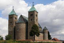 Polish architecture of romanesque time