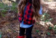 idée tenue fillette