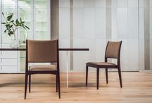 Stacking chair LEZELE-SS / W520 D570 H860 SH450 ポリプウレタン塗装