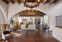 Spanish Interior Design / Spanish interior design is a vibrant, colorful Mediterranean style that brings to mind rustic villas, sunny patios and an old-fashioned, solid sense of family. Unlike other design styles