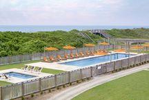 Sanderling Resort, Duck NC