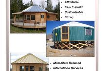 Yurts / All about yurts