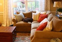 Minimize for Maximum Enjoyment / We've downsized our home size. I'm loving getting back to basics. Our goal is make our home warm and cuddly cozy in our minimized space. / by Kela