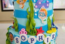 Bubble Guppie Birthday Party