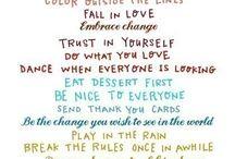 good life rules
