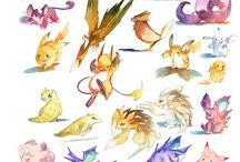 Pokémon divers
