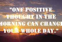 Good Thoughts....