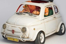 Guillermo Forchino / Funny objects, made by artist Guillermo Forchino.