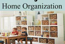 Organization / by Stacey Adler
