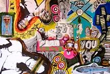 paintings / by Rachel Denny