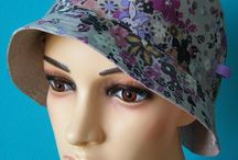summer hats-my work