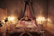 Bedrooms / by Dorrie Bourque