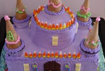 Party-Cake and Cupcake Ideas / by Patricia Cisneros-Rodriguez