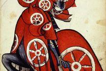 Средневековье - Возрождение