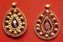 Jewelry Byzantium / Византийские ювелирные украшения