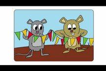 Feestbeesten / Kinderboekenweek 2014