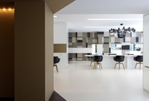 Hair Salon / Design inspiration for contemporary hair salons.