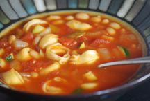 Soups / by Brandi Alexander-Gillen