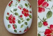 Proyecto- flores pintadas