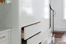 Kitchen-storage solutions