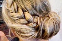 Śluby - fryzury
