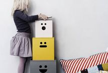 Kids Storage / by Paula Robles