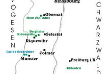 Elsass - Planung 2016