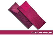 Uyku Tulumları/Sleeping Bags