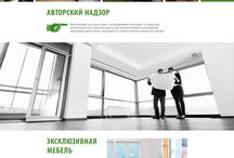 Format / Web design, landing page, sites